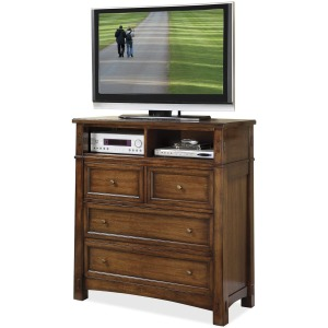 Craftsman Home Entertainment Dresser