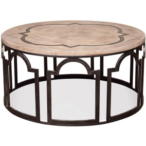 Estelle Round Coffee Table