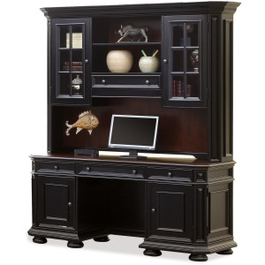 Allegro Credenza And Hutch