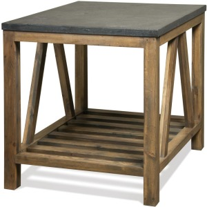 Weatherford Rectangle Side Table