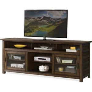 Perspectives 74-Inch TV Console