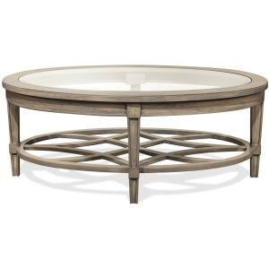 Parkdale Oval Coffee Table