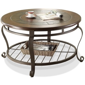 Eastview Round Coffee Table