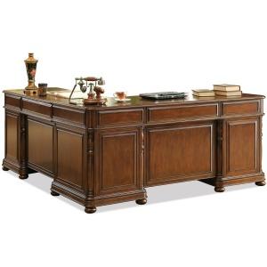 Bristol Court L Desk And Return