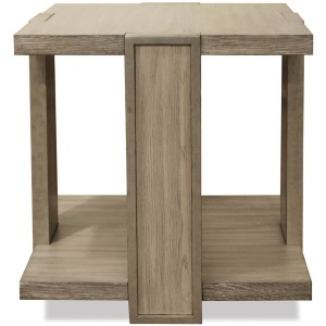 Sophie Square Chairside Table