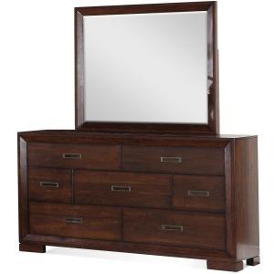 Riata Dresser & Mirror