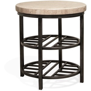 Capri Round Side Table
