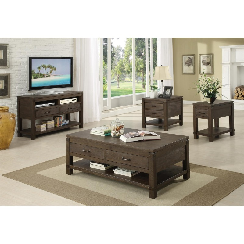 Promenade Rectangular Coffee Table