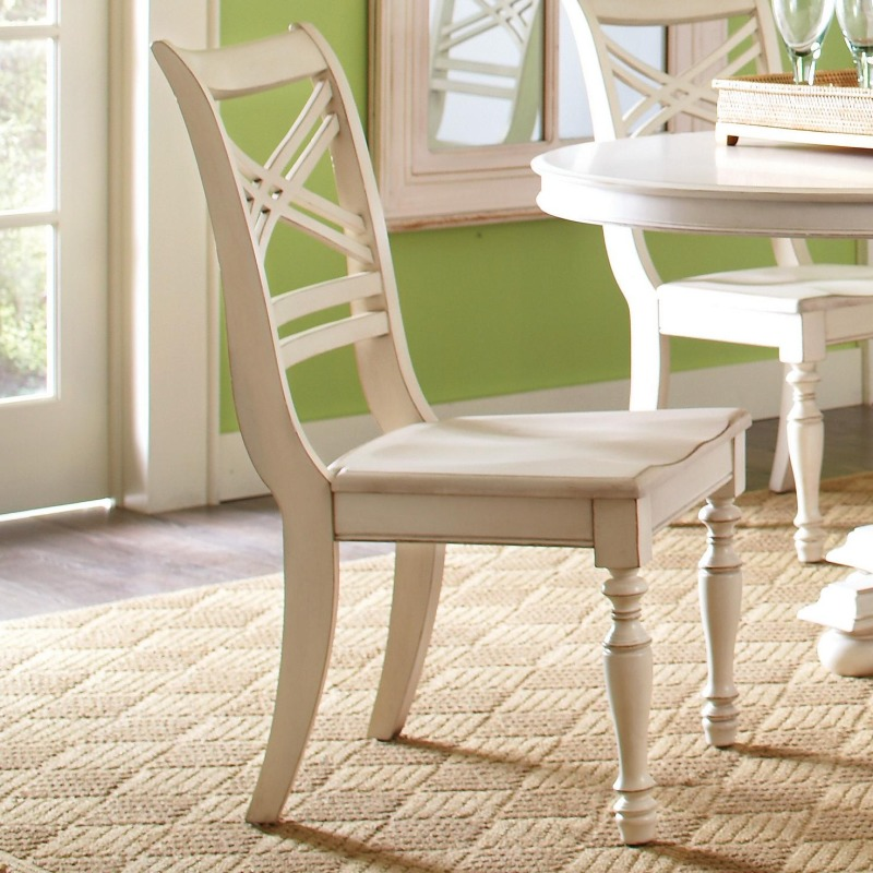 Placid Cove X-Back Side Chair
