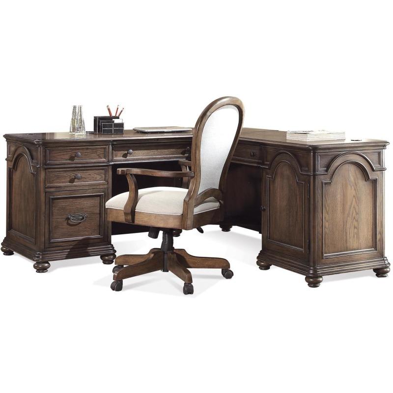 L Desk Return