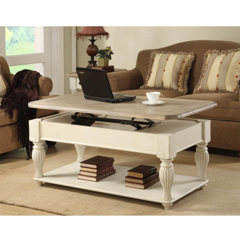 Coventry Lift Top Rectangular Coffee Table