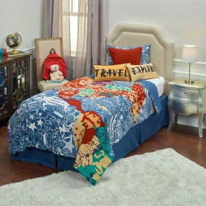 Kids Comforter Set - Full/Queen