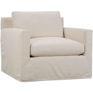 Sylvie Slipcover Chair