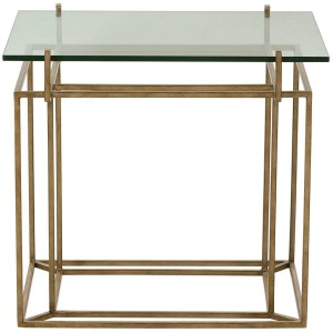 Optic End Table