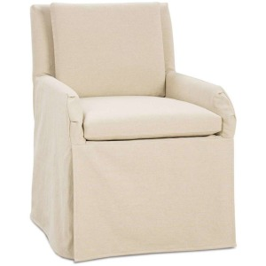 Vera Slipcover Dining Chair