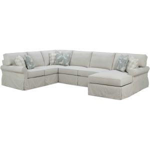 Easton Slipcover Sectional