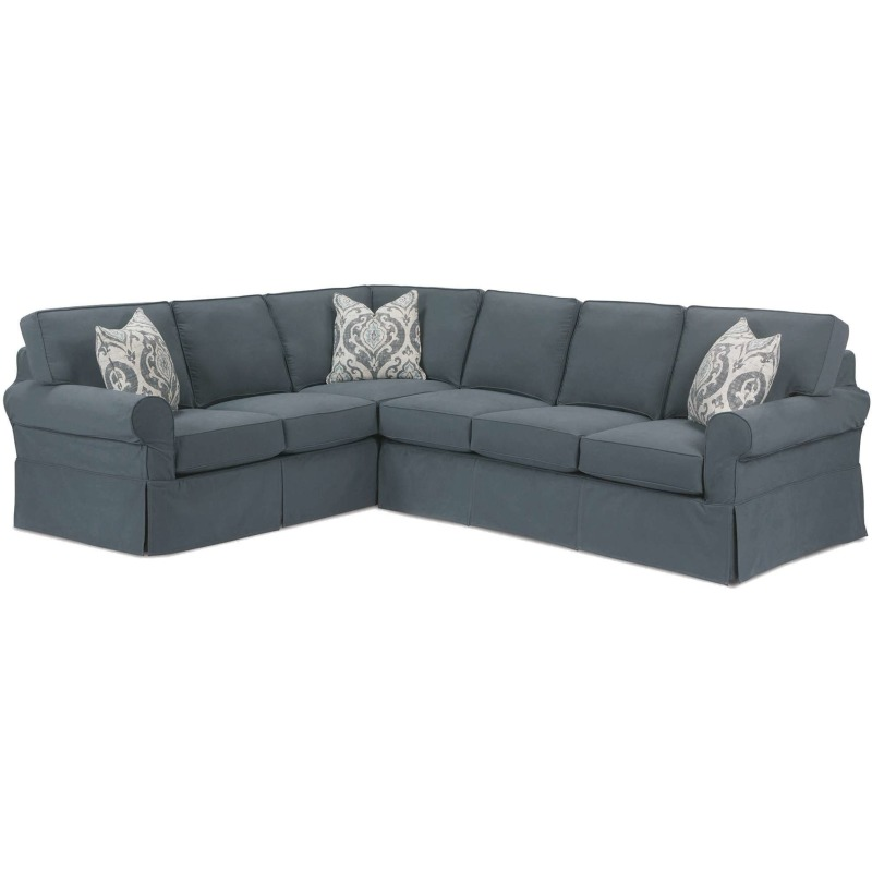 Masquerade Slipcover Sectional