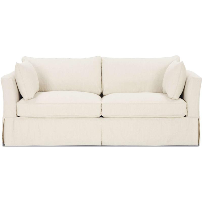 Darby Slipcover Sofa By Rowe Oskar Huber Furniture Design