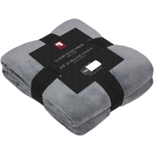 Coral Fleece Blanket - Assorted