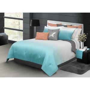 Comforter 2pc Ombre Bts T Blue