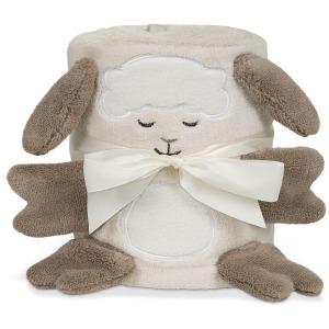 Baby Blanket Micro Plush 30x44 Asst