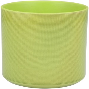 Lime Green Ceramic Planter
