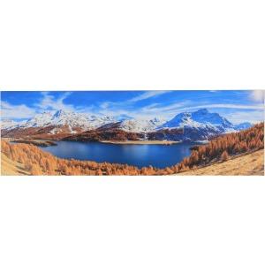 Panorama Canvas Print, Valleyview