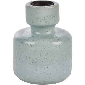 Turquoise Candle Holder 6.25