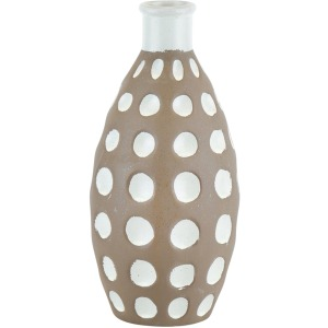 Ceramic Concave Bubbles Vase,11