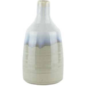 Ceramic Drip Glaze Vase, 10