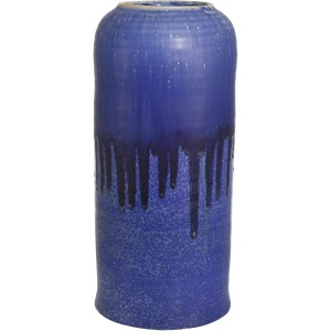 Ceramic Drip Glaze Vase , 15