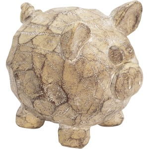 Resin Pig Decor, 4.75