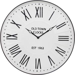 Metal Wall Clock 31.5