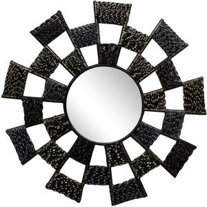 Open Cut Mirror, Brown