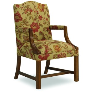 Martha Exposed Wood Chair