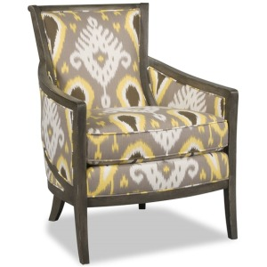 Kamea Exposed Wood Chair