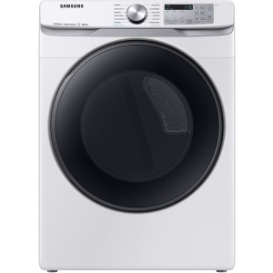7.5 Cu.Ft. Electric Dryer, Smart Bixby Enabled with Steam Sanitize+