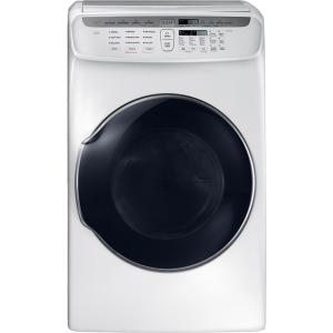 7.5 cf electric dryer w/ Multi-Steam (White)