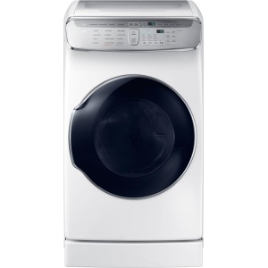 7.5 cf electric dryer w/ Multi-Steam (White)