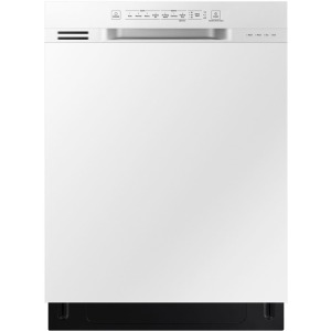 "24"" Dishwasher, 50dBA, Front Control"