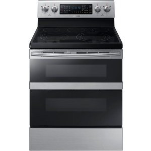 Electric Range Flex Duo Oven; Dual Convection;5.9 cu ft Capacity