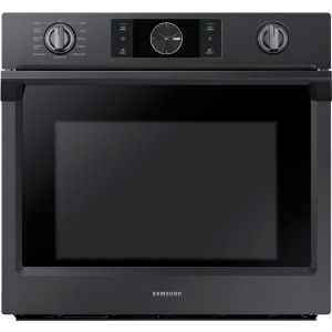 """30"""" Single Oven, Flex Duo,  Knob,LCD Interface, Steam Cooking,  Dual Fan Conv"""