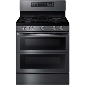 "30"" Gas Range, Flex Duo, Dual Door, 18k BTU Burner, Wifi, Soft Close"