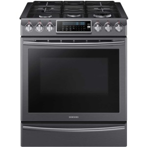 "30"" Gas Slide In Range"