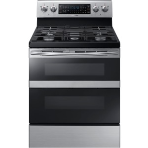 Gas Range; Flex Duo Oven; Dual Convection;  5.8 cu ft Capacity