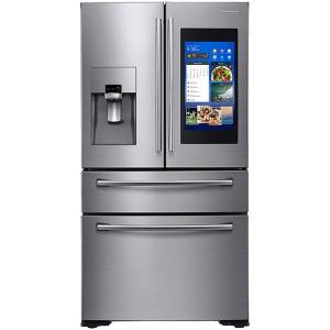 4 Door French Door CD Refrigerator Family Hub 3.0