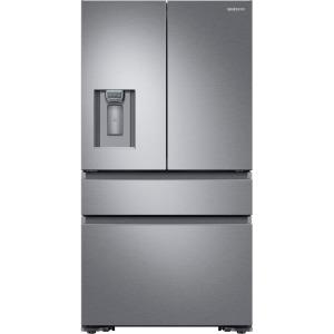 FDR-4DR, All-Recessed I&W Disp.  Refrigerator