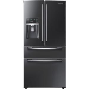 """25 Cu.Ft. 4 Door Refrigerator, 33"""" width"""