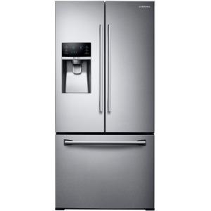 """26 Cu.Ft. 33"""" Frech Door Refrigerator"""