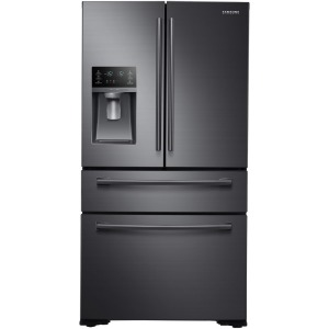 30 cf 4-dr Refrigerator with French Door Food Showcase